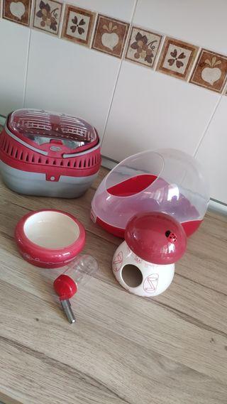 Kit de marca Zolux para roedores pequeños