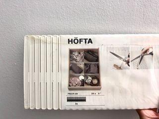 Organizador de cajón NUEVO Ikea Hofta