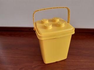 caja vintage para piezas lego duplo