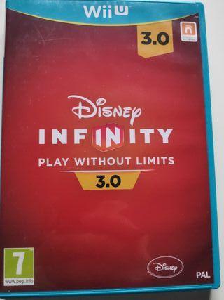 juego wiiu Disney Infinity 3.0