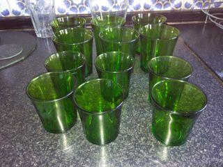 Duralex vasos verdes