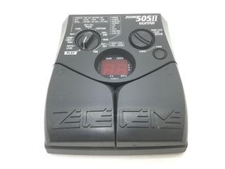 Pedal Multiefectos ZOOM 505 II. Con dos usos