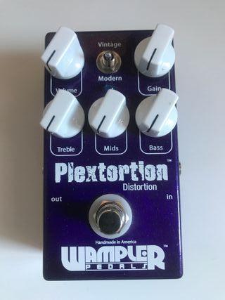 Pedal guitarra Wampler Plextortion