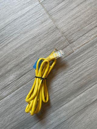 Cable ethernet. Perfecto estado