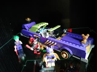 Lego Batman Lowrider ORIGINAL