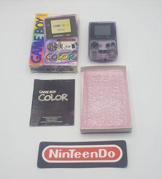 Game Boy Color PAL ESPAÑA