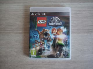 Lego Jurassic World para Ps3.