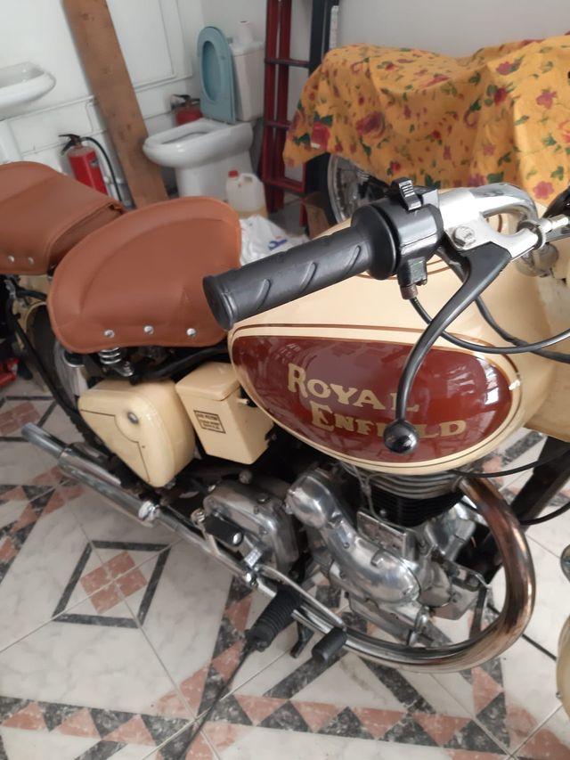 Royald Engield Bullet 350