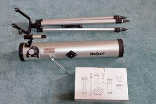 Telescopio astronómico para niños y principiantes