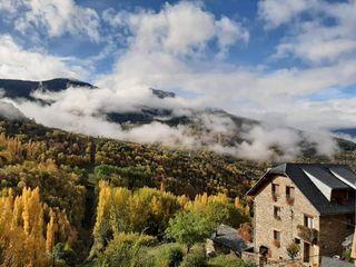 Apartamento alquiler turistico en Burg-Pirineo Lleida precio x noche y apartamento no x persona capacidad 2-6 pers SE ADMITEN MASCOTAS sin cargo 81€precio x noche en JUNIO