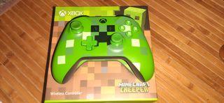 Mando Xbox one edicion Minecraft