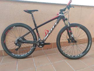 "Bicicleta SCOTT SCALE 710 FULL XT 27.5"""