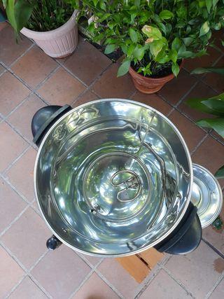 Termo Calentador de Leche 16 litros