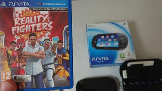 Juego Ps Vita Reality Fighters
