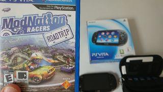 Juego Ps Vita ModNation Racers Road Trip