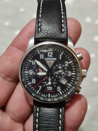 Reloj Junkers Alemán
