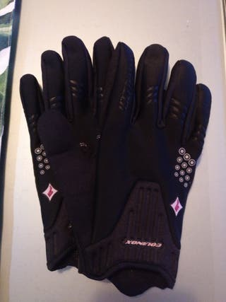 Guantes para bici mujer Marca Specialized, talla m
