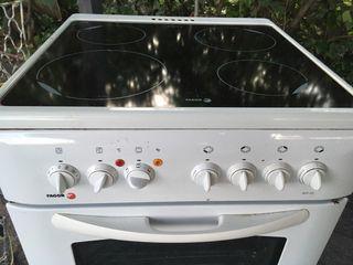 Cocina eléctrica con horno