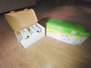 Repetidor PLC ethernet - TP-Link TL-PA4010P