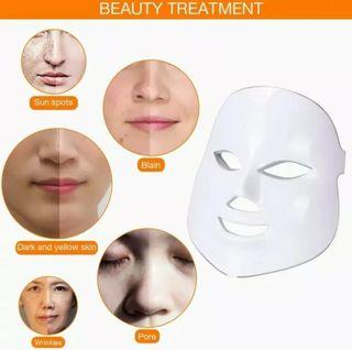 Mascara facial antiedad