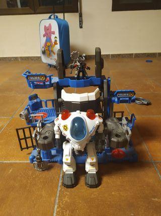 Robot de juguete