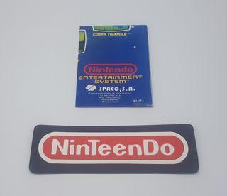 Póster Nintendo Spaco