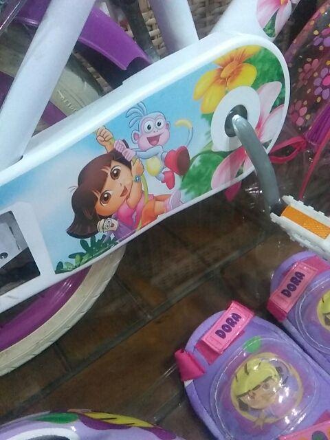 "BICICLETA INFANTIL 14"" LA DORA"