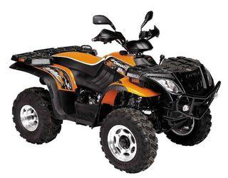 Quad ATV 4x4 2 plazas