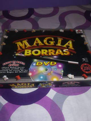 Juego Magia Borras