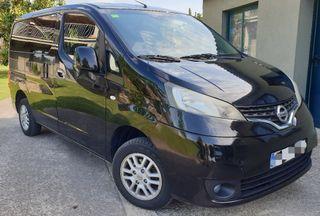 Nissan NV200 Evalia +kit camper