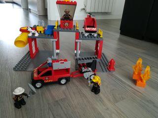 Set Lego Duplo Parque de bomberos 5601