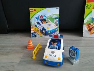 Set Policía Lego Duplo
