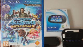Juego Ps Vita PlayStation All-Stars Battle Royale
