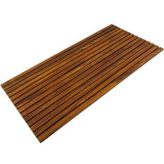 Tarima madera baño ducha