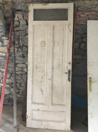 Puertas antiguas 226x81