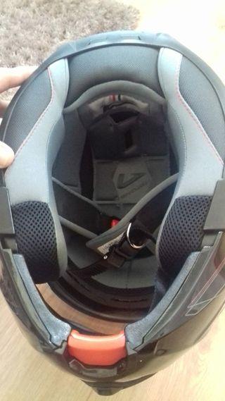 casco modular astone talla s