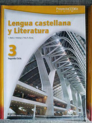 LIBROS 3 Y 4 DE LA ESO