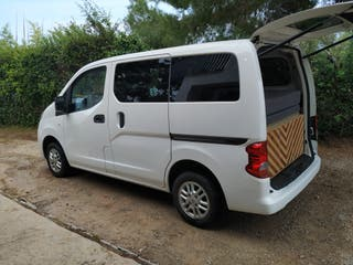 Nissan NV200 2017 90cv + modulo camper