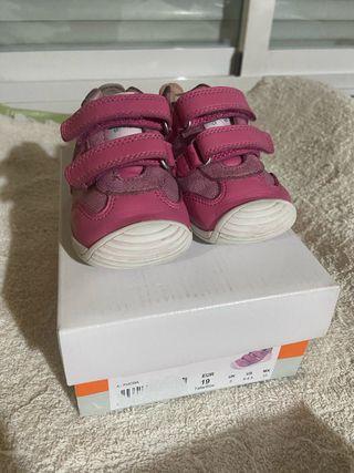 Zapatillas Biomecanic rosas