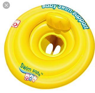 Flotador infantil 0-12 meses bestway bebe ideal p