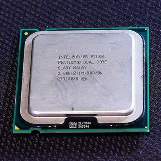 Procesador Intel® Pentium® E2180 Dual Core 2GHz