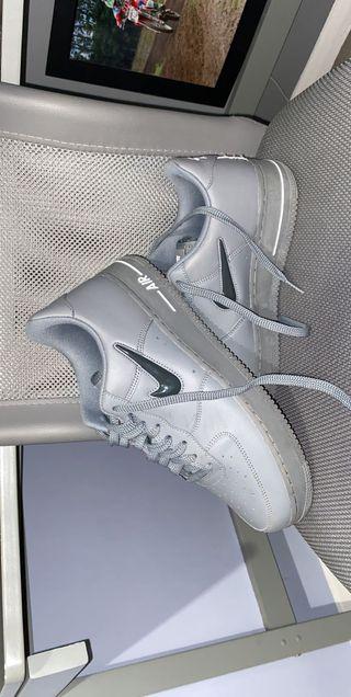 Grey Nike Air Force 1