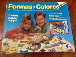 Juego Formas y Colores
