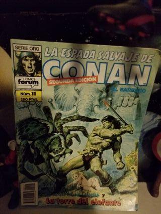 La Espada Salvaje De Conan - 11