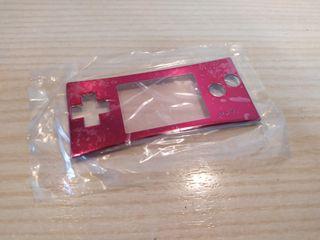 Carcasa frontal Gameboy Micro