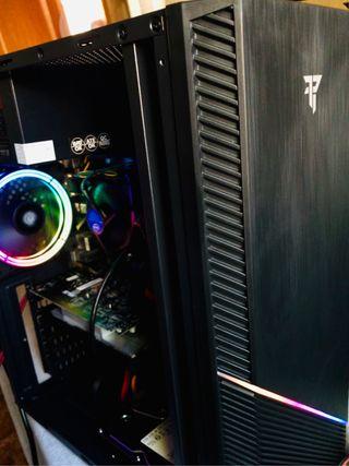 Pc gaming / rx 580 / intel core i5 / 8gb