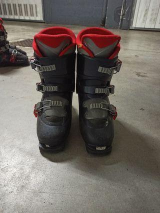 botas de esqui ski Salomon 25/25.5