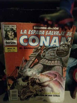 La Espada Salvaje De Conan - 14
