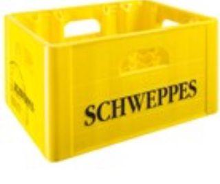 Caja de Schweppes