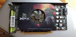 Tarjeta gráfica: nVidia Geforce 6800